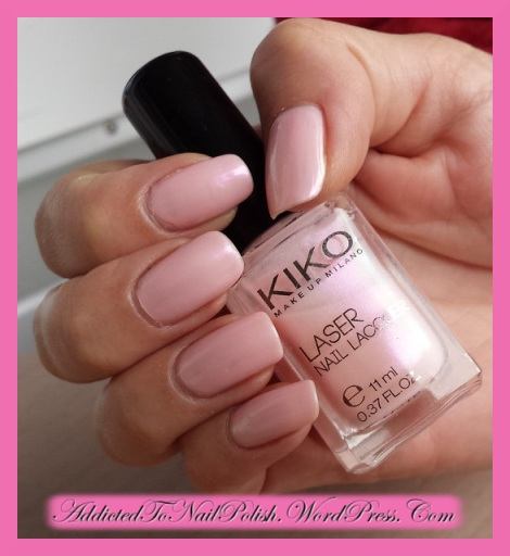 Swatch: Kiko 431 Sensual Candy from LE Dark Heroine Laser collection!