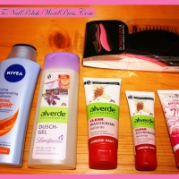 Latest haul: Some beauty care products!