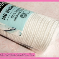 Manicure essentials: Ebelin cotton pads review