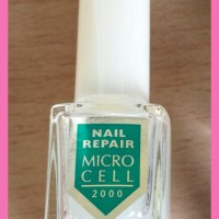 Manicure essentials: Micro Cell 2000 Nail Repair review
