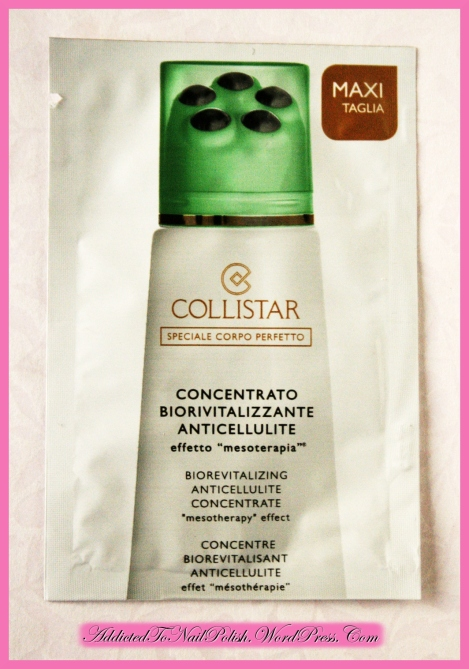 Sample_Collistar_BiorevitalizingAnticelluliteConcentrate