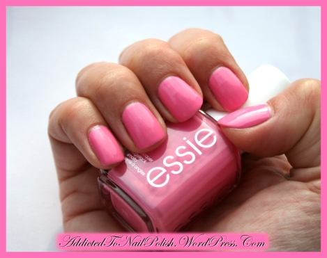Swatch & review: Essie Lovie Dovie! :)