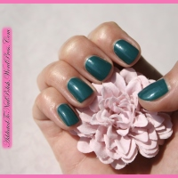 Just a swatch: a mini OPI! ;)