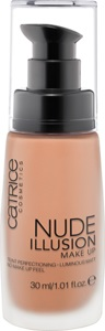 Catrice Nude Illusion Make-Up